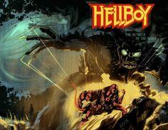Hellboy and Maiden
