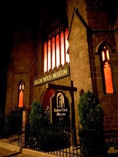 Salem Haunted Happenings (Salem, MA) #TravelsBest