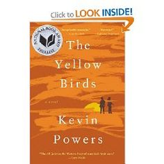 The Yellow Birds (want to read)