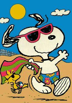 peanut, beach fun, summertime fun, at the beach, snoopi