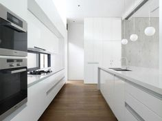 contemporary kitchen #contemporary #kitchen favorite-places-and-spaces