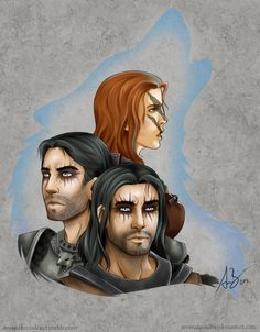 Eyes On The Prey, By of-the-woods. Skyrim. Companions.