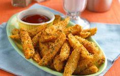 Parmesan Potato Fries