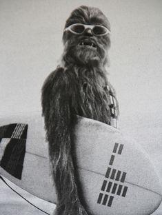 surfin' wookie
