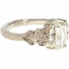"Vintage Engagement Ring (^.^)/"")"