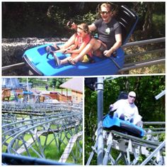 Take a ride on our Mountain Coaster! #IAmAdventure #CamelbackMountainAdventures #PoconoMtns