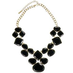 The Bold  Beautiful Necklace now in black!
