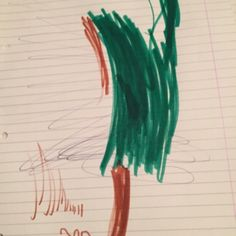 5 year old Max describes a drawing. Made with Shadow Puppet.  Download free on the App Store.