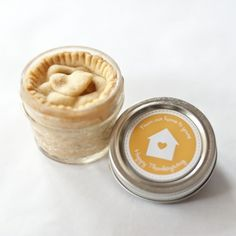 printables, pies, jar labels, free printabl, treat label, hostess gifts, jars, dessert, thanksgiving treats