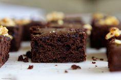 Black bean Brownie-CAKE, Gluten-free