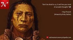 Hopi Proverb