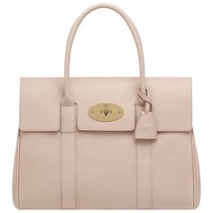 NEW Mulberry - Bayswater in Oatmeal Micrograin Calf