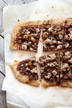 Paleo Dessert Pizza #glutenfree
