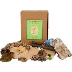 Pied Piper Crafts - Fairy House Kit