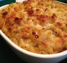 "Classic Macaroni & Cheese: ""This is a classic, and by far one of the best mac and cheese recipes ever created. I add dry mustard and Tabasco for a little extra flavor."" -Bob in Mexico"
