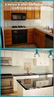 kitchens, flip hous, decor, futur, kitchen idea, pendant lights, diy, kitchen remodel, color scheme