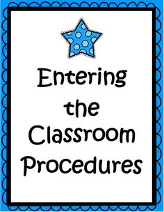 One of 19 Procedures Posters included in the Back to School Procedures Game and Posters by The Teacher Next Door. Great to use as a springboard for discussion, to have kids illustrate a procedure, to perform skits about, to display in the room... So many possibilities! $