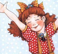 Happy! -Mary Englebreit mari engelbreit, mary engelbreit, mari englebreit
