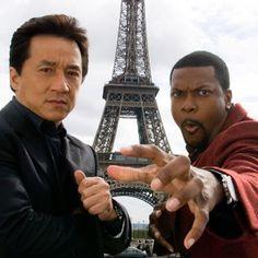 Rush Hour Trilogy  Chris Tucker & Jackie Chan