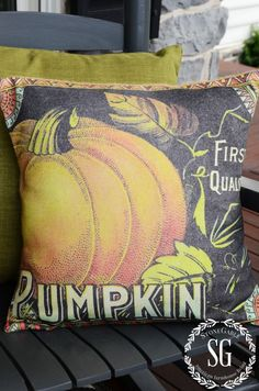 FALL PORCH ROCKING AND GIVEAWAY