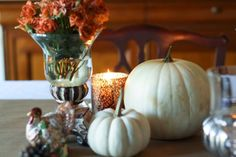 Thanksgiving Table | laura frances design blog