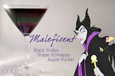 disney cocktails 12 Disney cocktails  I am too excited to try these!