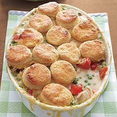 Chicken Pot Pie   MyRecipes.com