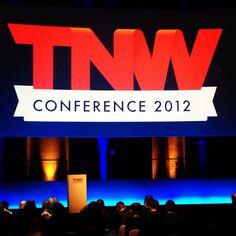 #tnw2012 #amsterdam opening