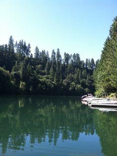 Foster Lake boating — Oregon #SurfsUpVoxBox @Influenster