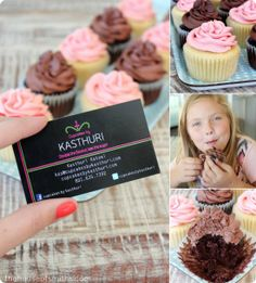 organic all natural cupcakes - thehouseofsmiths.com #organicfoods #naturalcupcakes #favoritethings #houseofsmiths