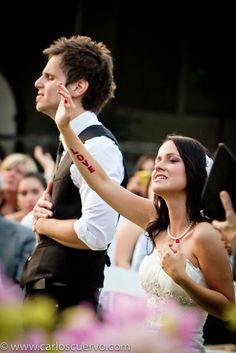 Worship ceremony during my wedding? Most definitely. <3