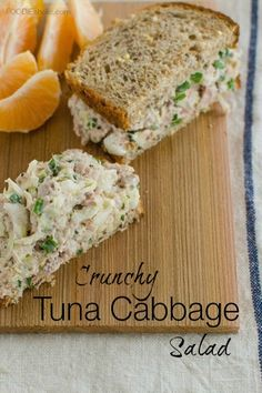 Crunchy Tuna Cabbage