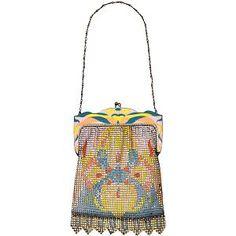 mesh pursecirca, antiqu purs, pursecirca 1920s, purs design, favorit purs, vintag purs, vintage purses, metal purs