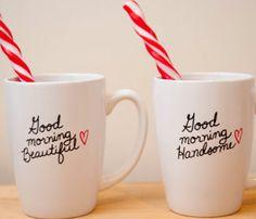 His and Hers Coffee Mug