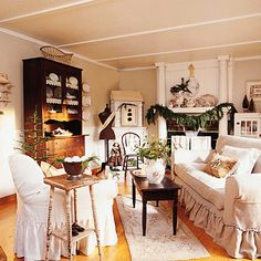 Pretty living room