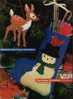 Musical Red-Nosed Reindeer 1/2