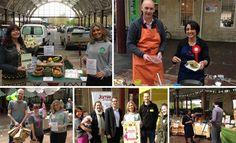 Food Revolution Day Celebrations in Bath
