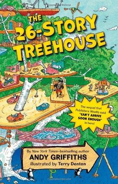 26 Story Treehouse