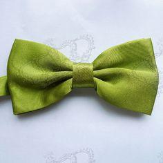 bow ties, lime green, green bowti