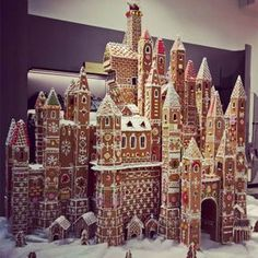 10 Epic Gingerbread