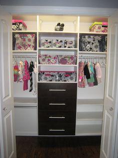 Closet organizer