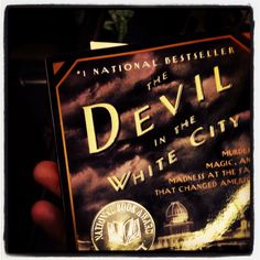 devil in the white city book club review