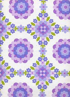 vintag wallpap, interior design, color palettes, quilt, phone wallpapers, design interiors, violet, vintage wallpaper patterns, vintage flowers