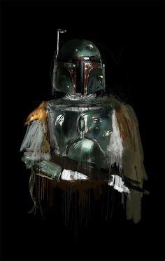 Boba Fett - Star Wars - Rafal Rola