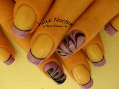 Water marble French :)