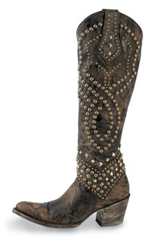 Old Gringo Boots- LOVE!
