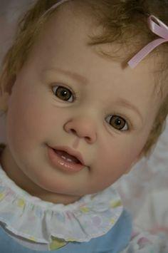 Reborn KATIE MARIE Ann Timmerman OOAK Baby Girl