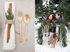 christmas woodland i