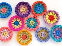 Crochet: How to Weave In Ends As You Go