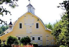 Barn of a different color!.